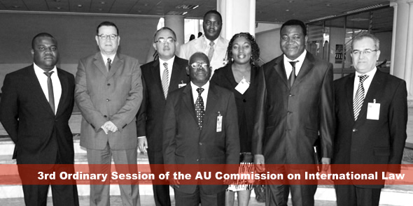 3rd Ordinary Session of the AU Commission on International Law