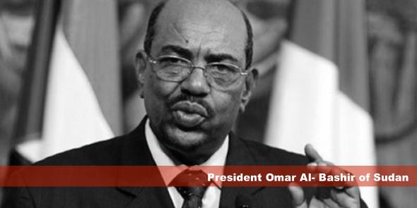 President Omar Al- Bashir of Sudan