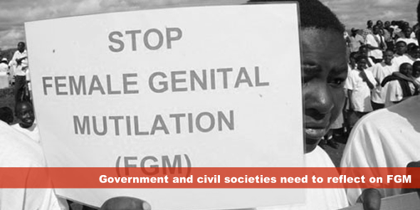 Government and civil societies need to reflect on FGM